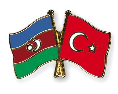 Flaggen Und Fahnen Pins Aserbaidschan Turkei