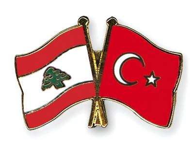 Libanon Türkei