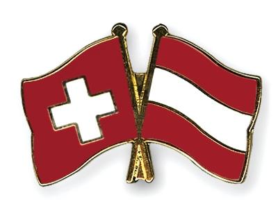 Flaggen Und Fahnen Pins Schweiz österreich