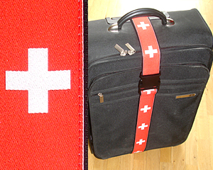 Luggage Belt: Switzerland