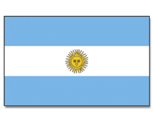 Flags Argentina 30 x 45