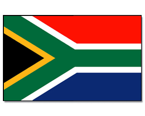 Flags South Africa 30 x 45